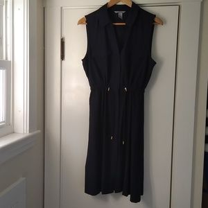 H&M Dresses - NWOT H&M sleeveless shirt dress